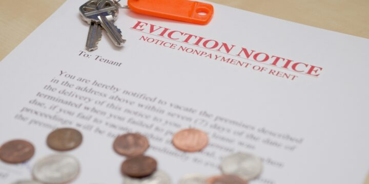 Overview of the Residential Eviction Process in California
