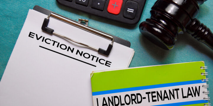 What is Self-Help Eviction in California?